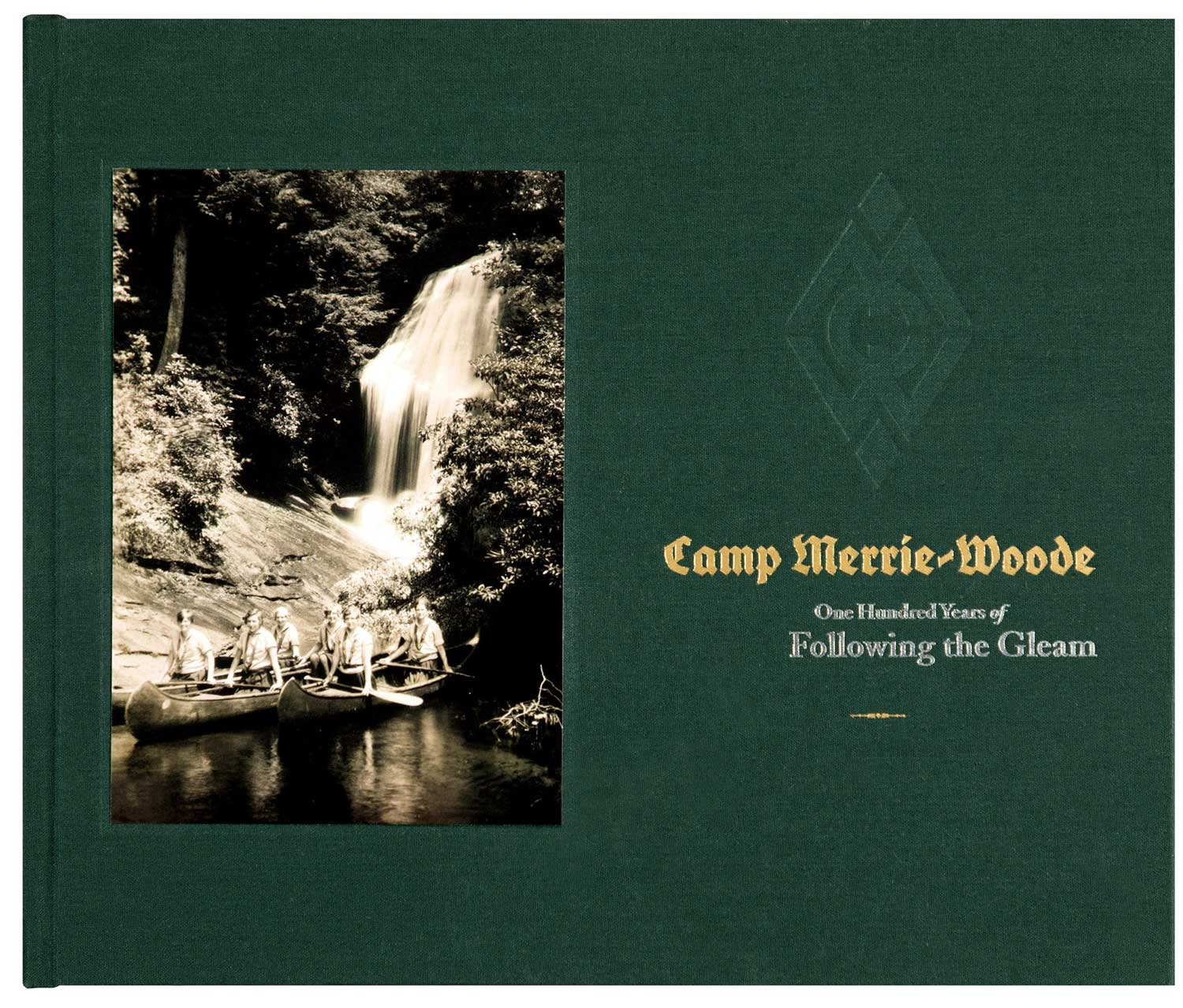 Laurie designed, produced, and wrote the book for Camp Merrie-Woode's 100th anniversary and Billy produced new photography including a five-hour exposure of the stars rotating above the camp. Here is a link to a blog about that photograph:  A Midsummer Night's Dream