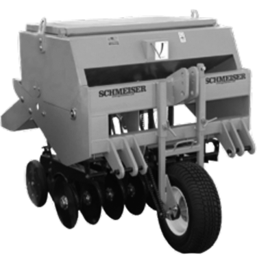 Grain Drill Seeder