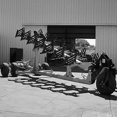 Tractor Mount Roll Over Plow