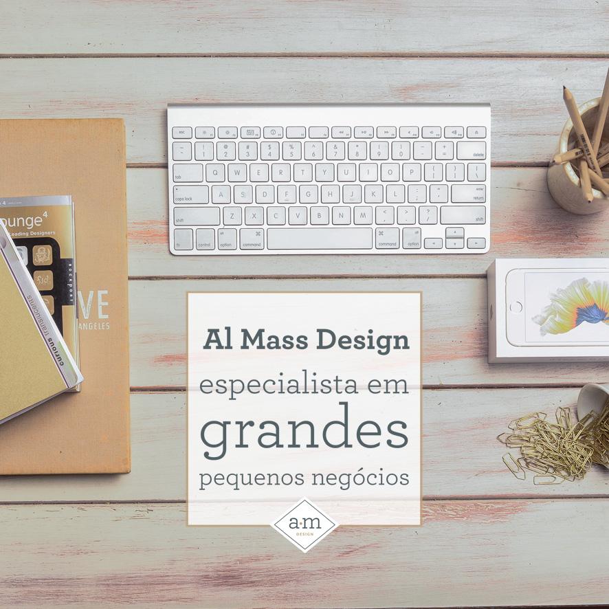 Al Mass Design   Branding   Website   Identidade visual e website para pequenos negócios, fotógrafos, bloggers