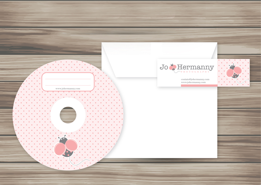 rótulo de cd + adesivo para envelope