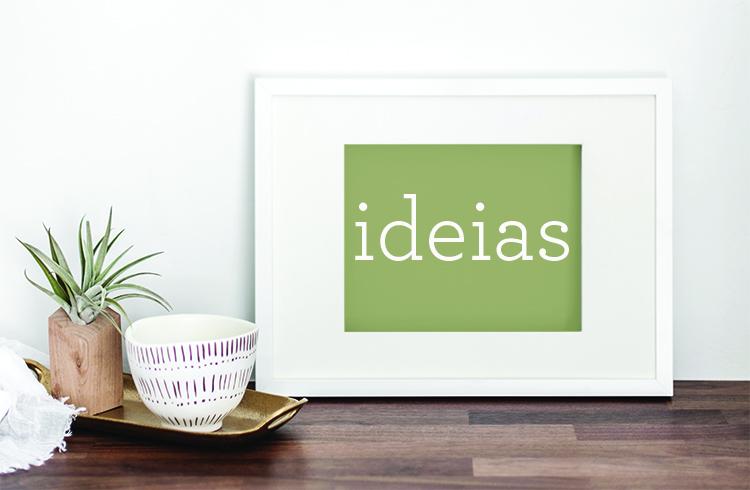 ideias para post