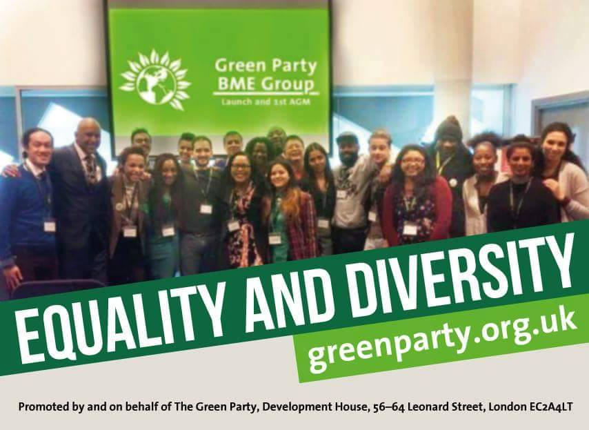 Launch of the Green BME Group, Spring Conference 2015, Liverpool, 7th March.