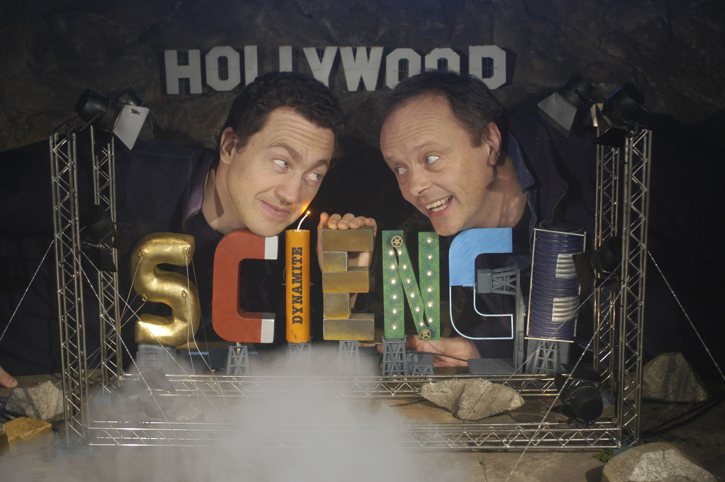 Hollywood Science  Photo credit: Techfest