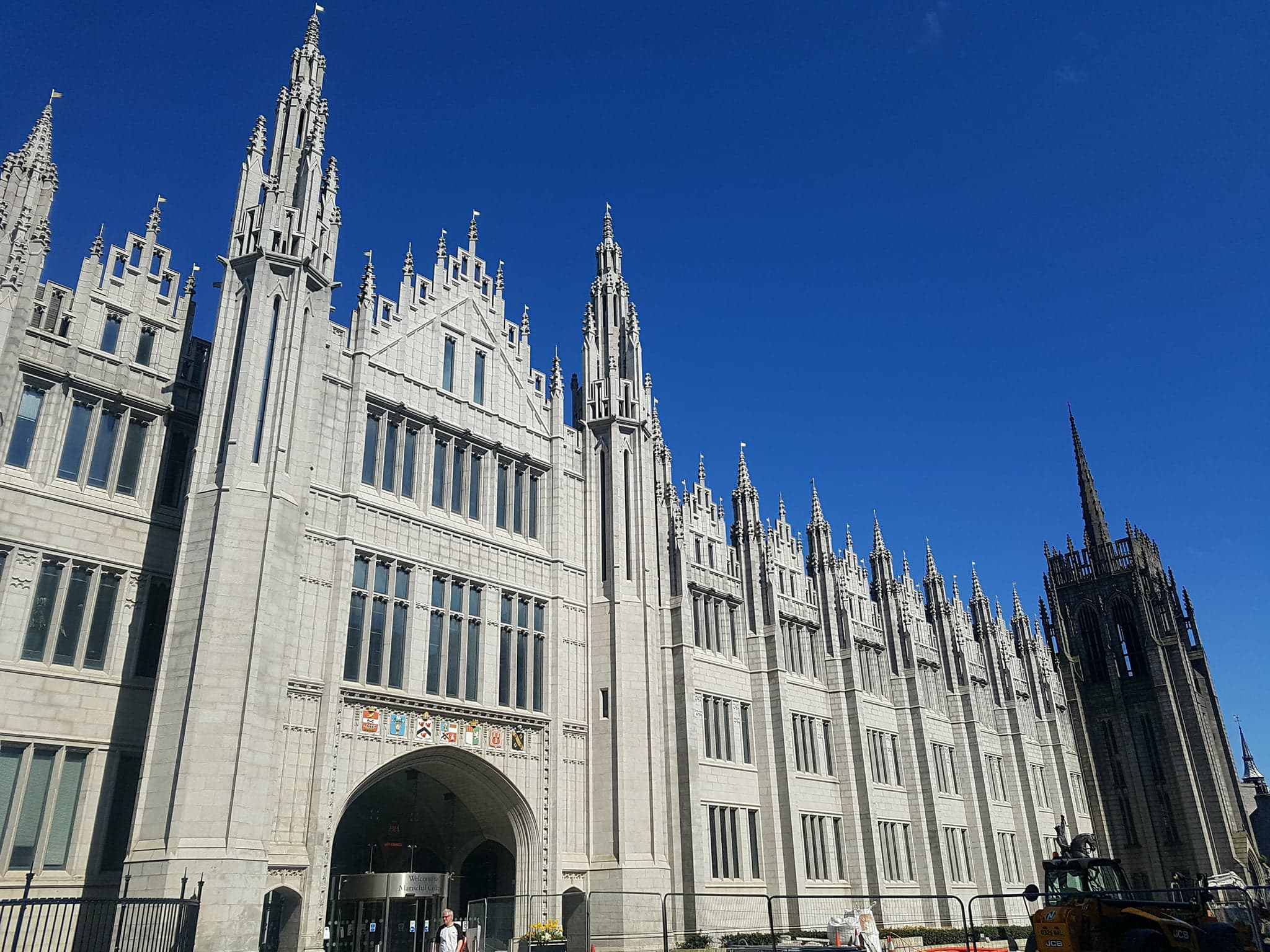 Marischal College  Photo credit: Lia Sanders