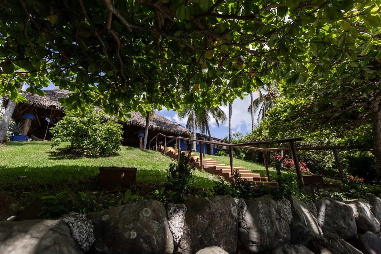 Photo of beach restaurant for wedding receptions.