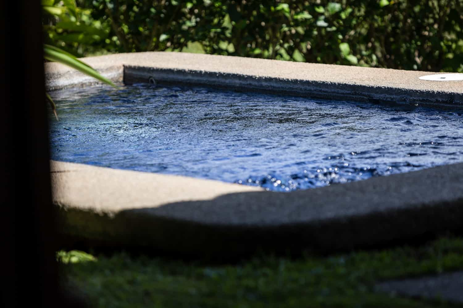 Spend your wedding night in private pool at Hotel Punta Islita.
