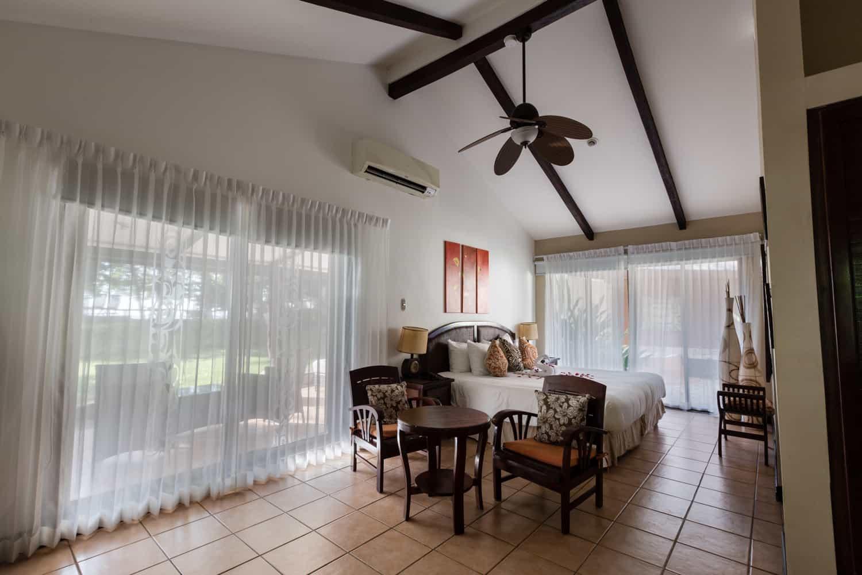 Spacious Honeymoon Suite in Guanacaste at Bahia del Sol.