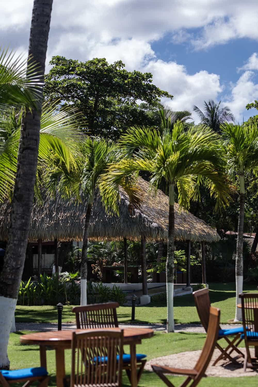 Wedding venue at Bahia del Sol Hotel.