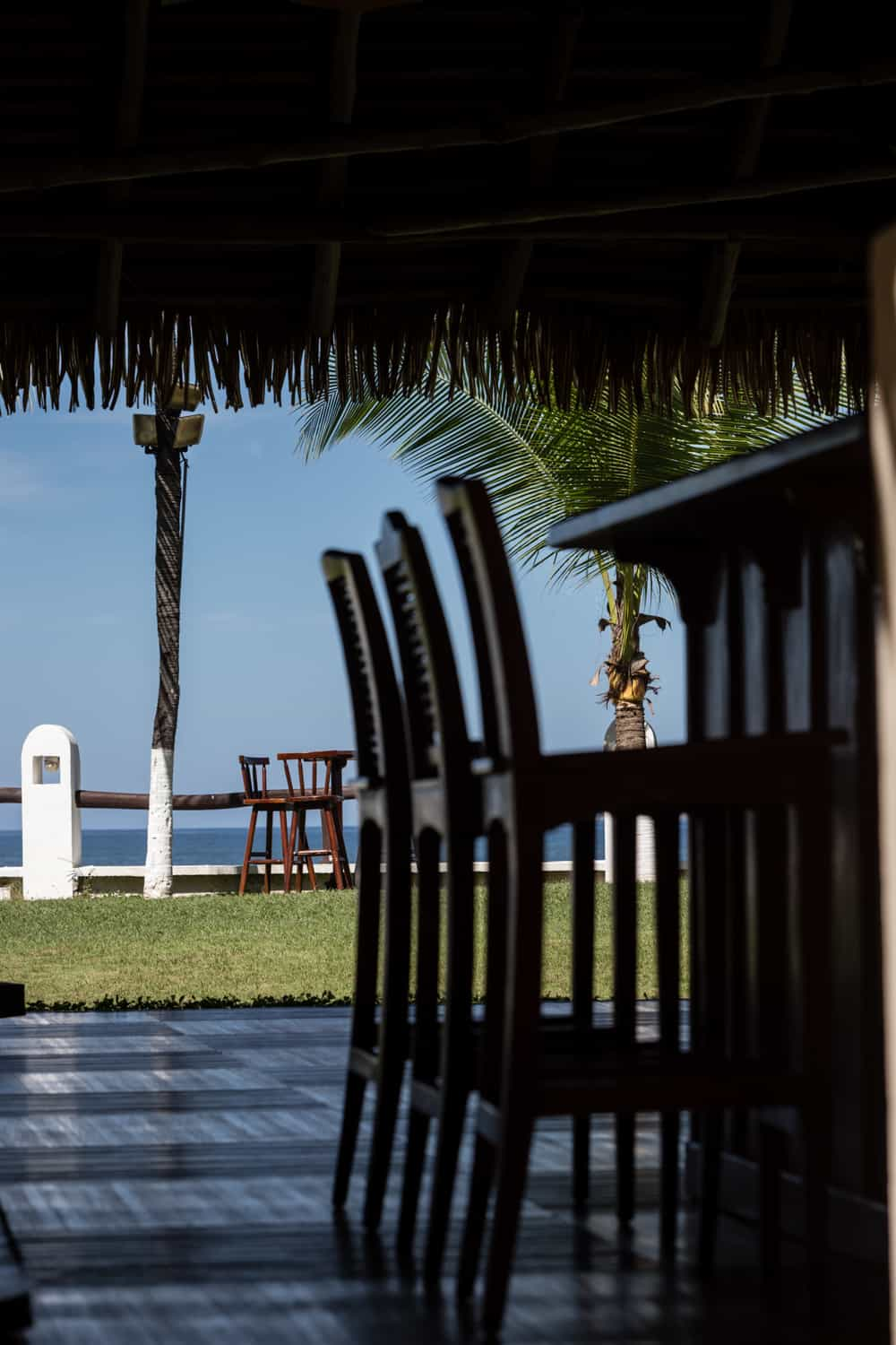 Amazing place for beach wedding reception in Guanacaste.