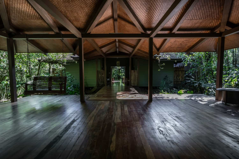 El Silencio Lodge has great site for wedding day events.