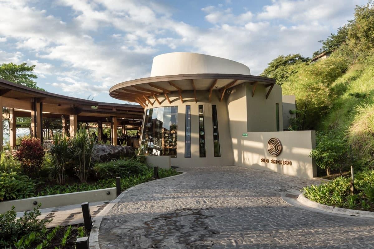 Rio Bhongo restaurant is one of Andaz Resort's locations for wedding receptions.