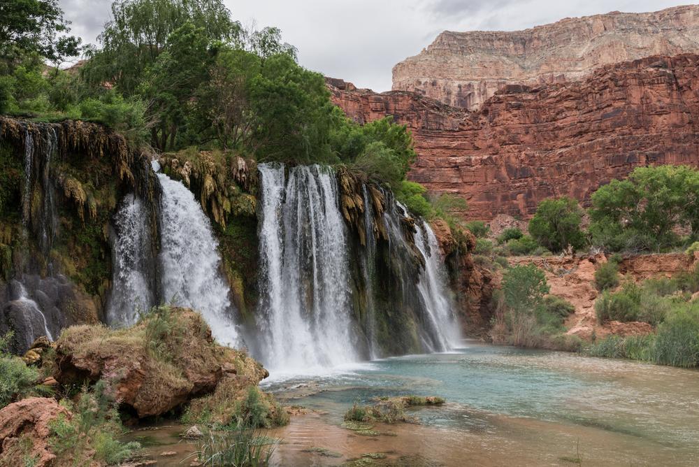 Fifty-Foot Falls