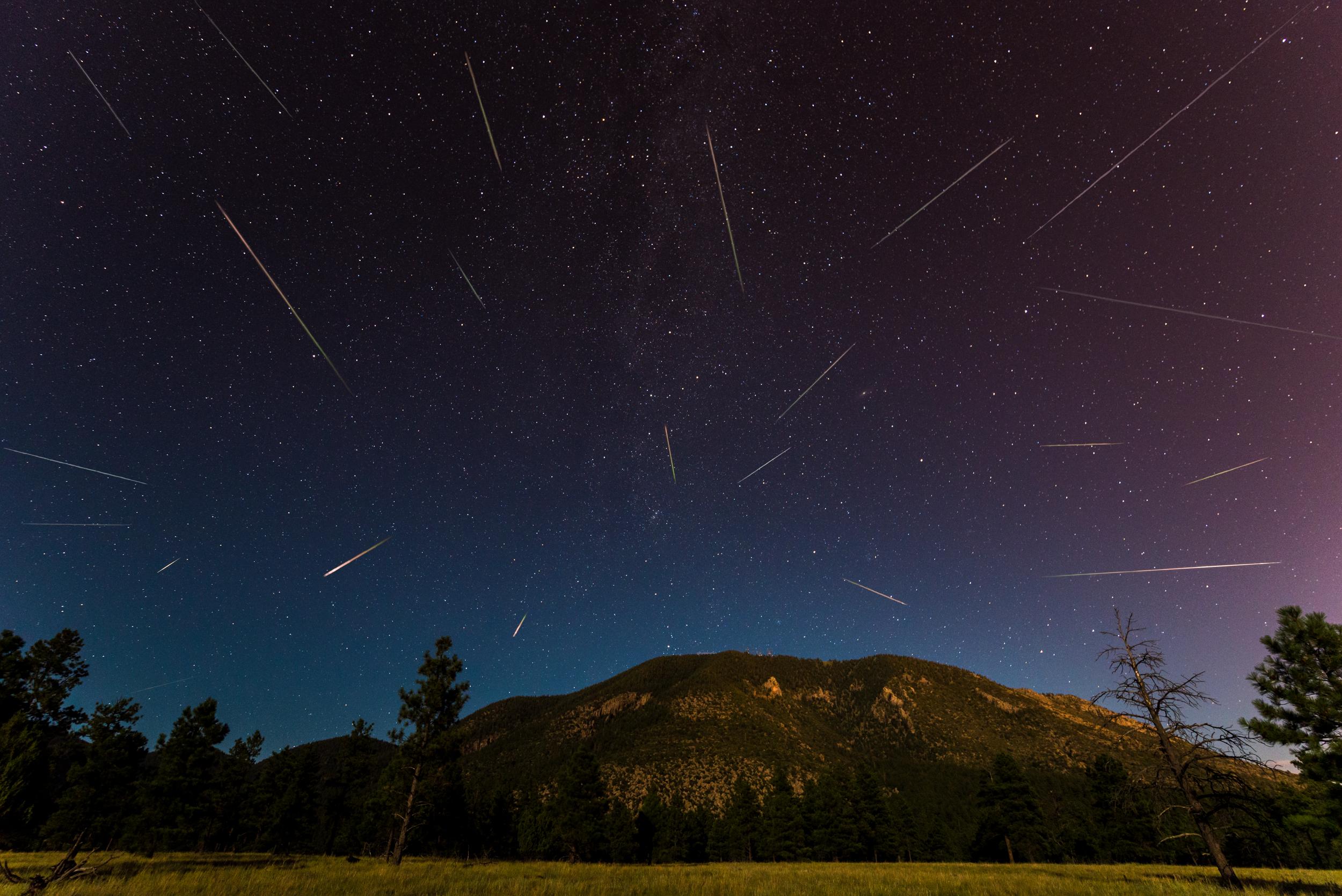 2016 Perseid Meteor Shower