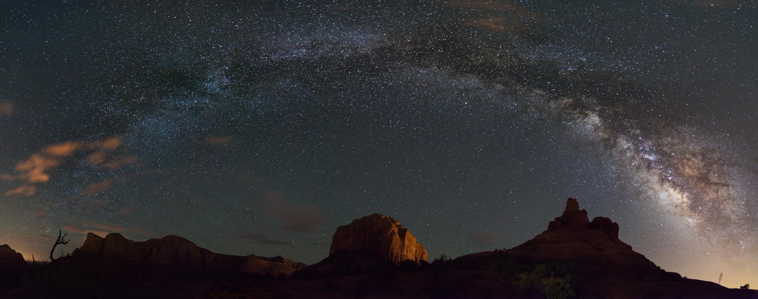 Milky Way Panorama