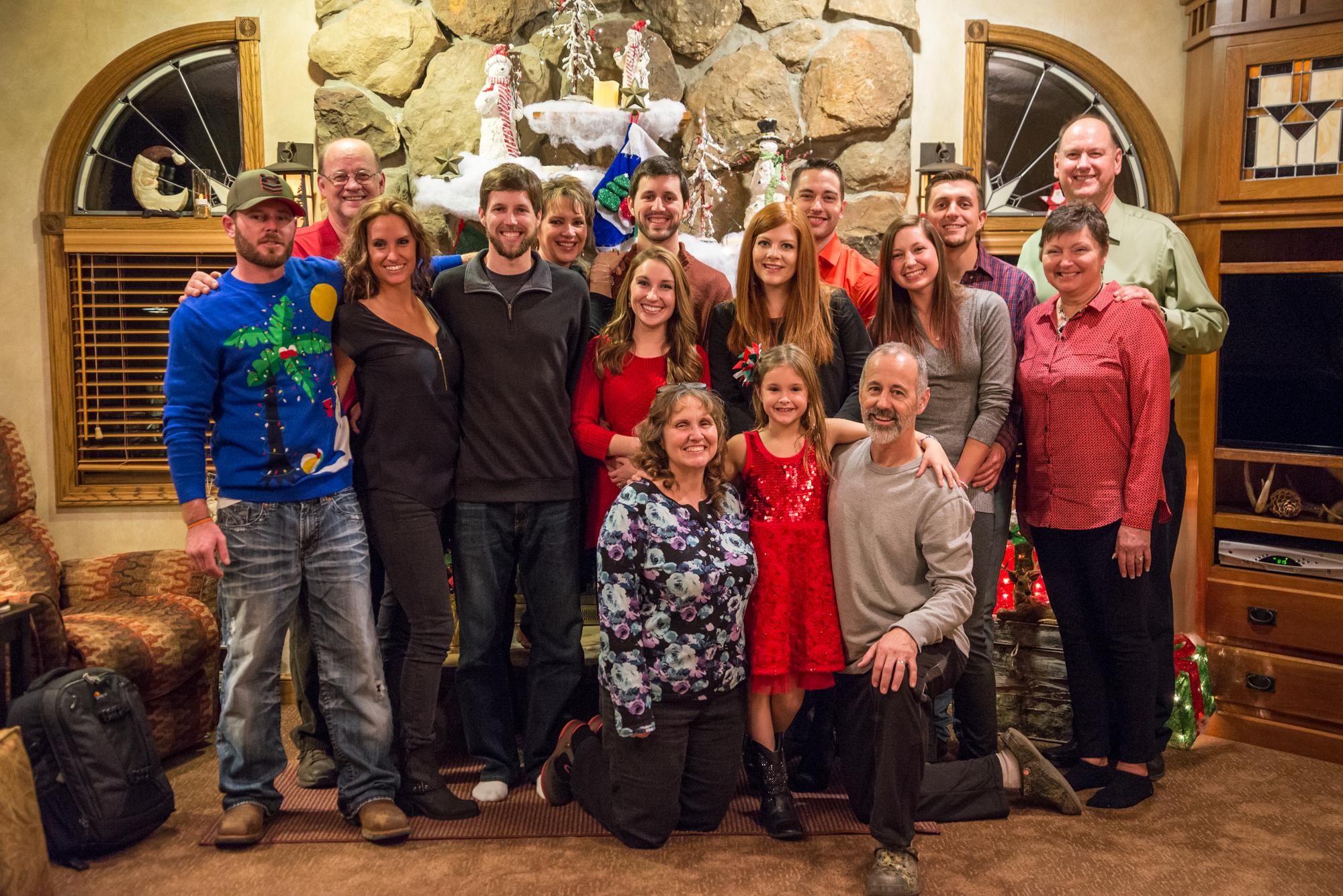 Christmas 2015 - Green, Ohio
