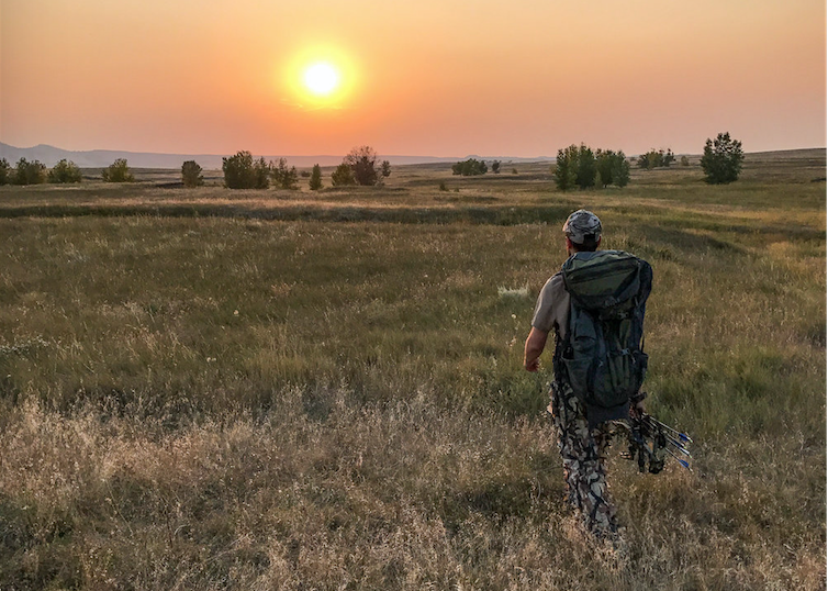 Day 6 - Another day where bows were drawn three times and one shot was taken! We saw a ton of antelope, had some great encounters, and discovered private land is like a sanctuary for antelope.