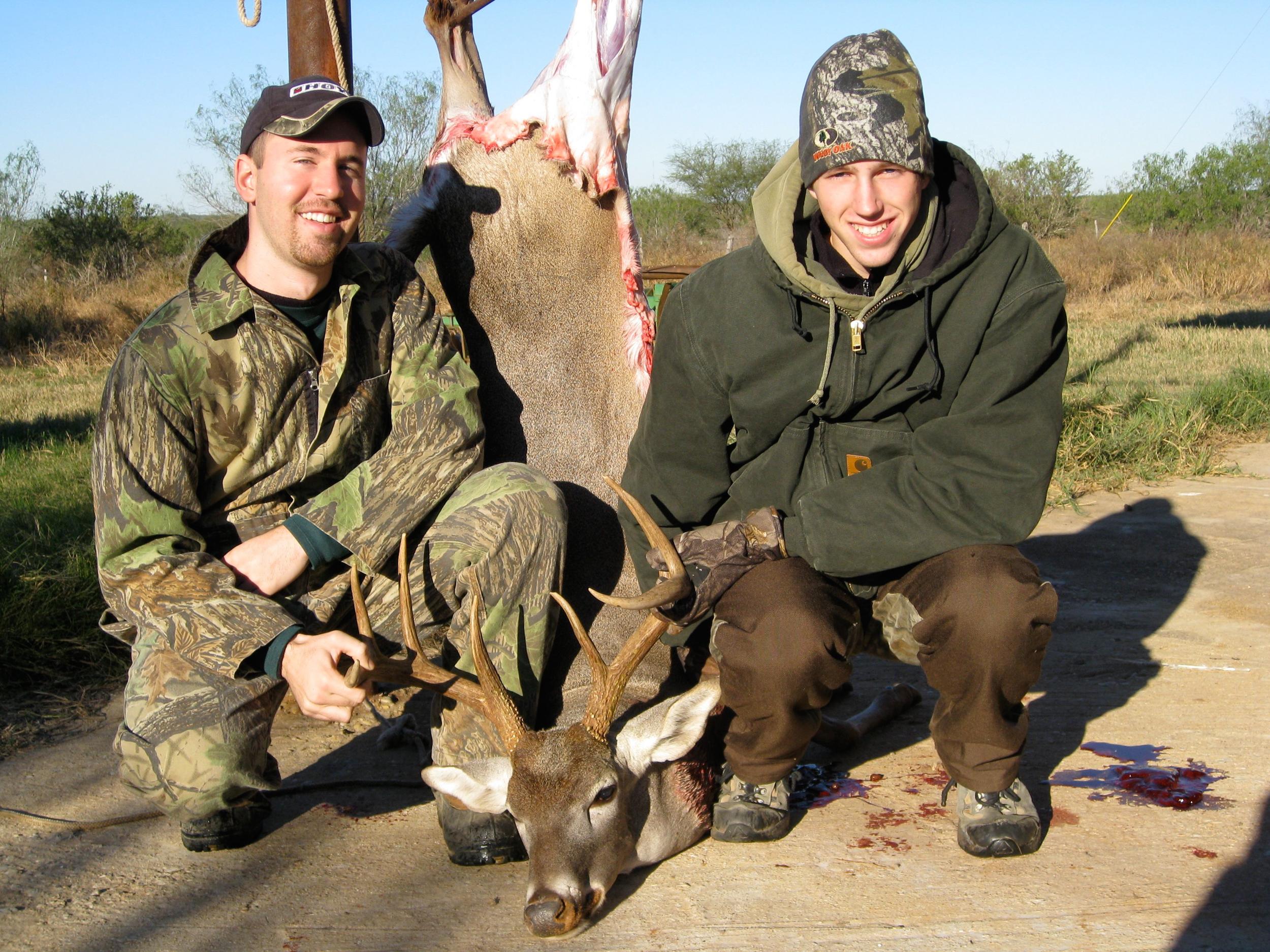 Texas Hunting Trip 2007 - Laredo, Texas