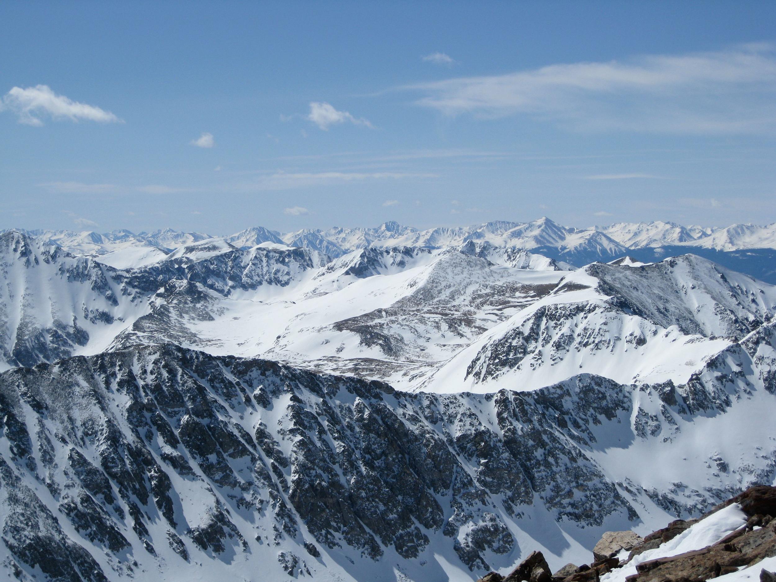 Quandary Peak 2009 - Colorado 14er