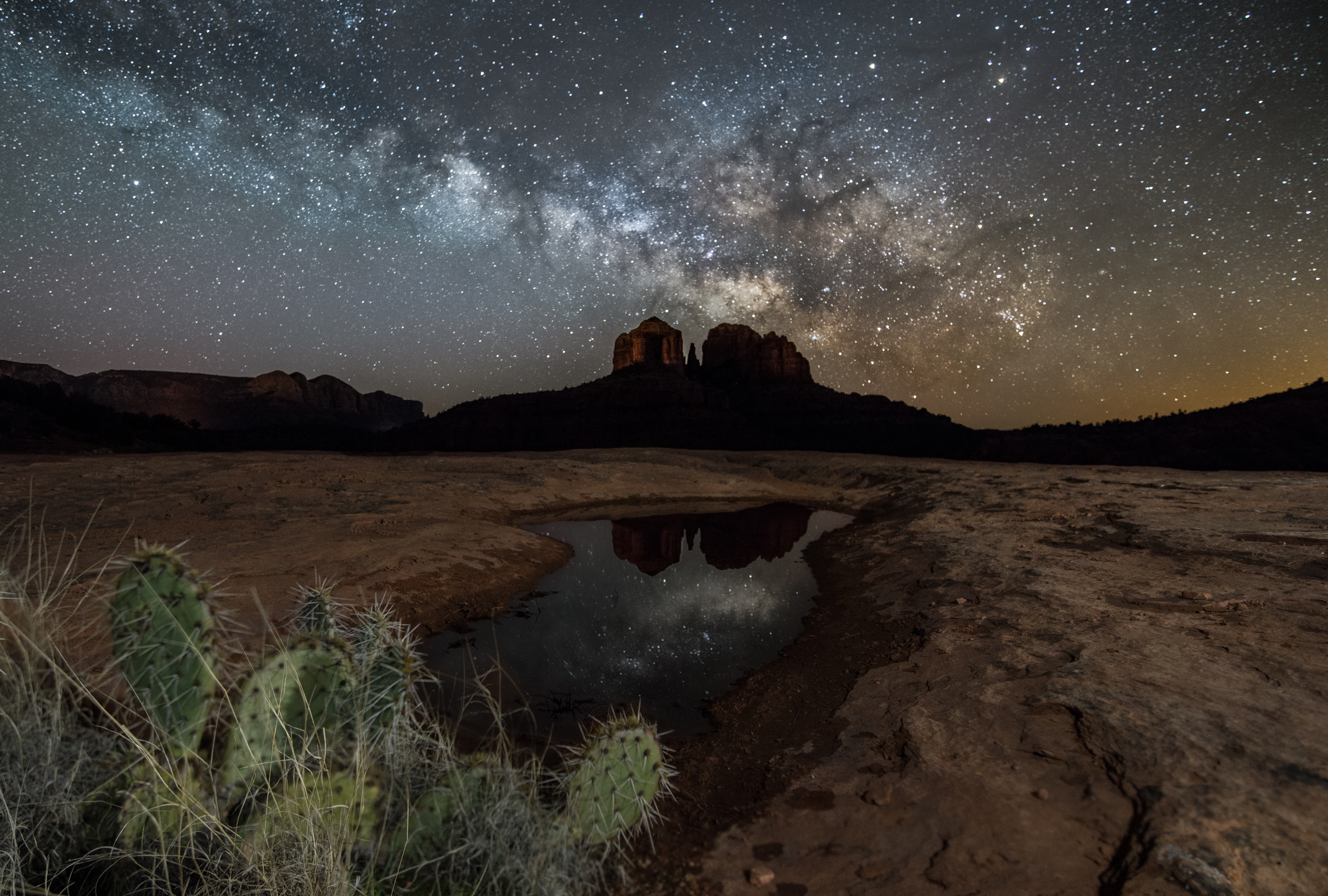 Astrophotography Through the Years - Montana, Arizona, Nevada, Kansas