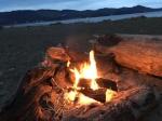 Port Renfrew Campfire
