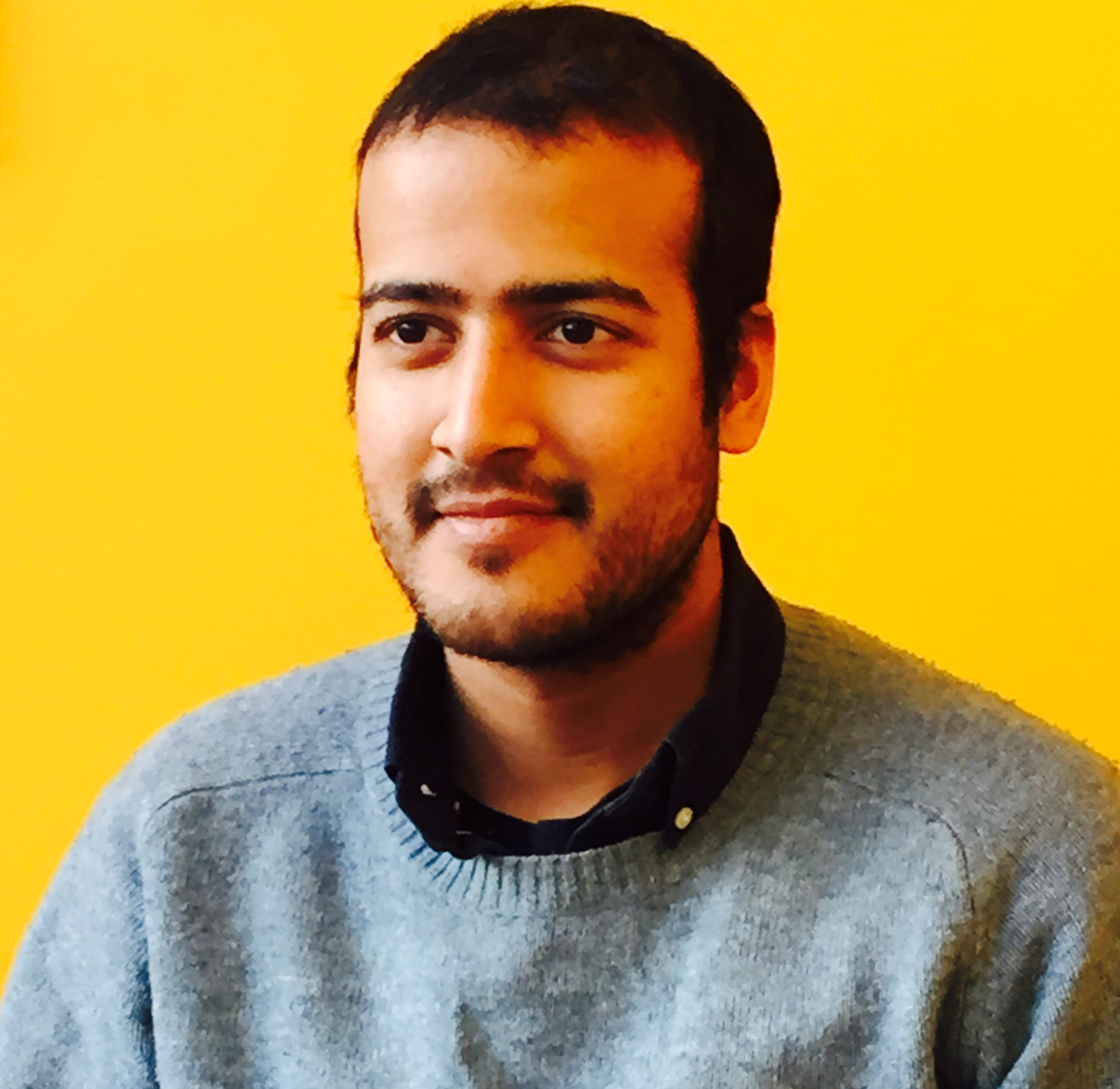 Raeshib Aggerwhil Co-Director and Cinematographer