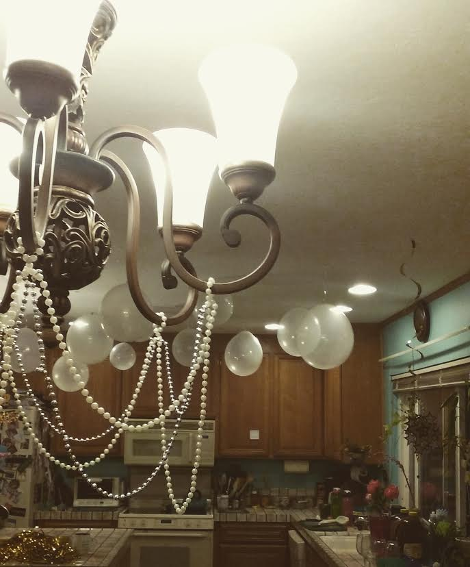 Pearls and Balloons