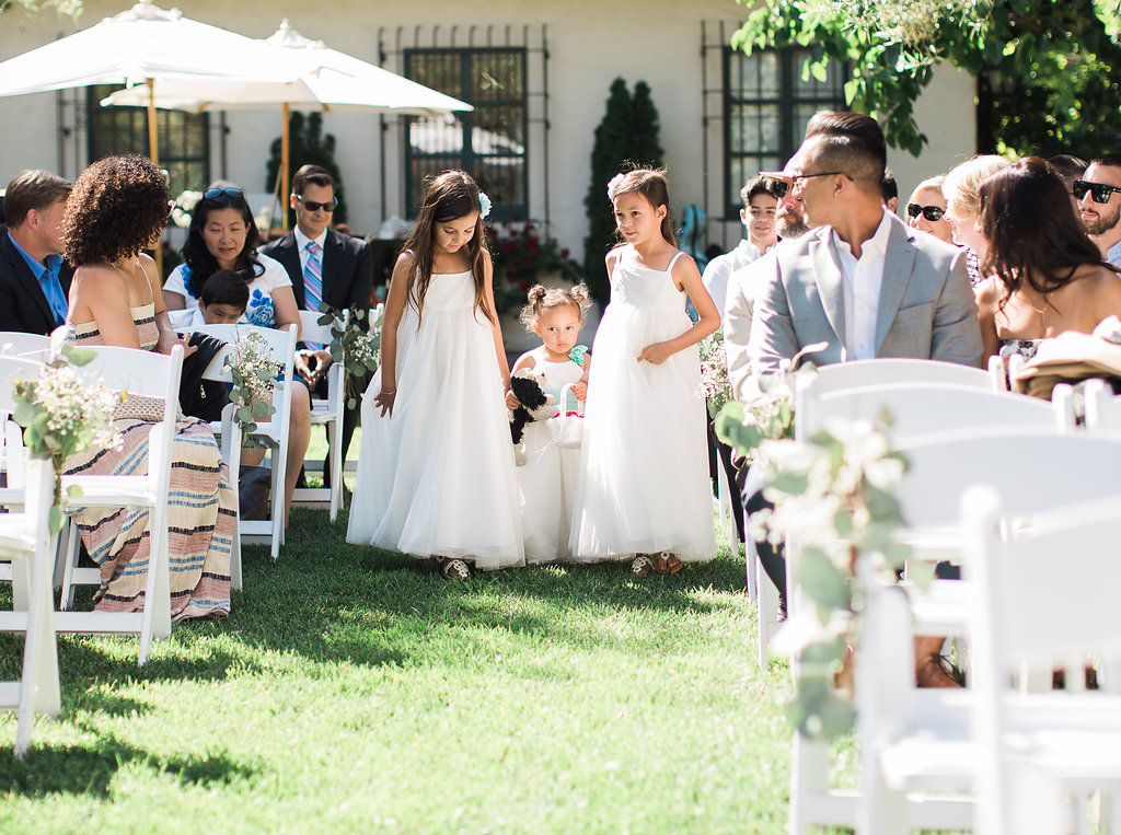 Perfectly Planned Moments California Wedding Planner Wedding Coordinator San Francisco Palo Alto Outdoor Garden