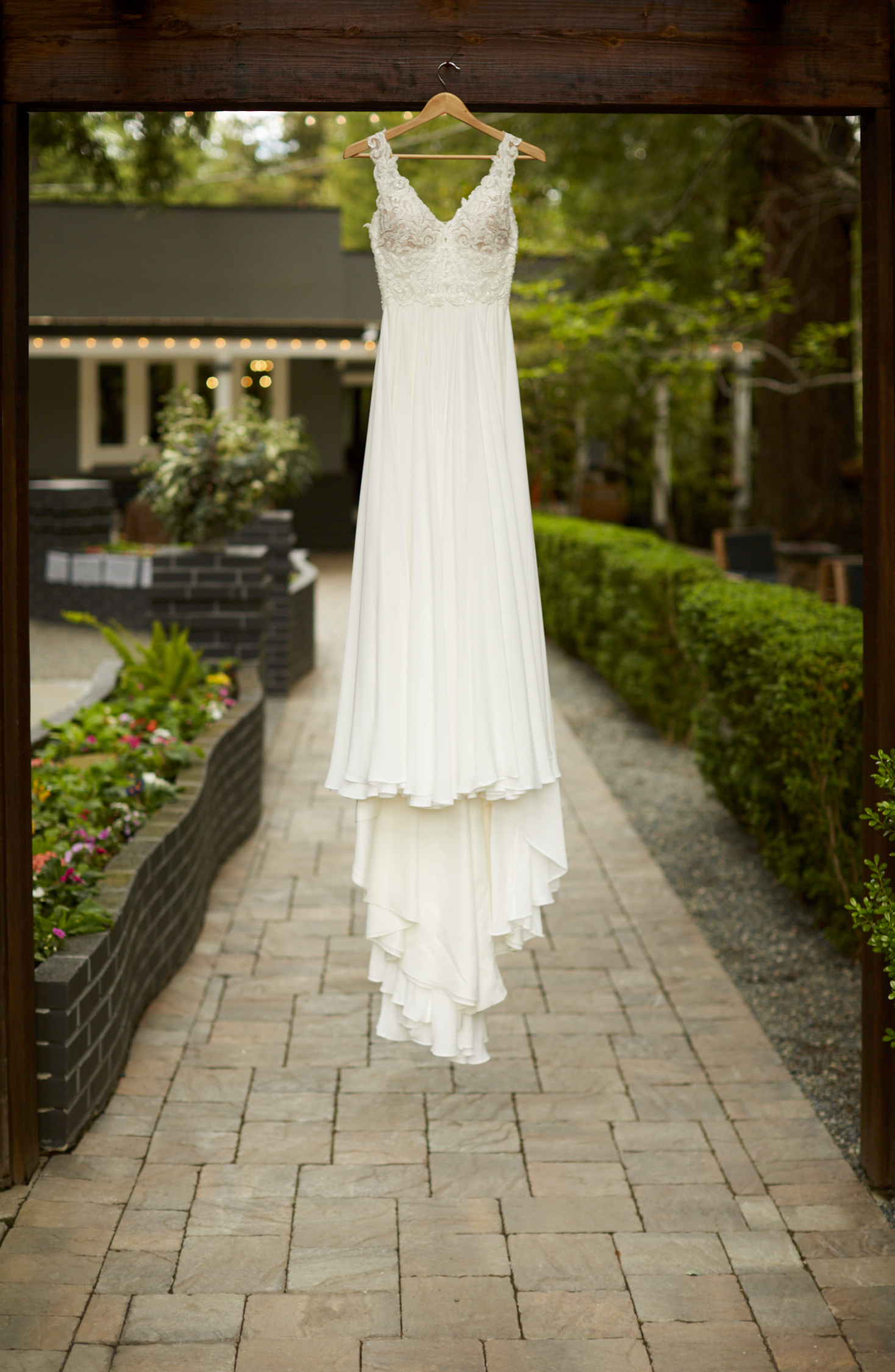 Deer Park Villa - Wedding Planner - Gown