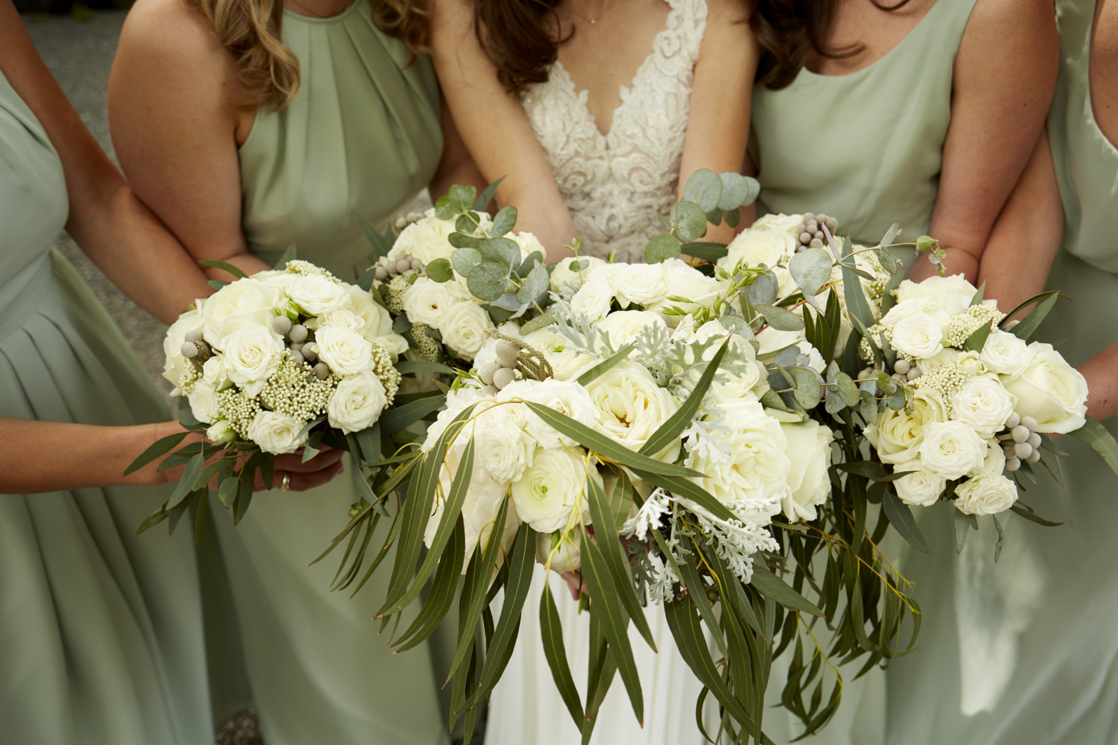 Deer Park Villa - Wedding Planner - Bouquets