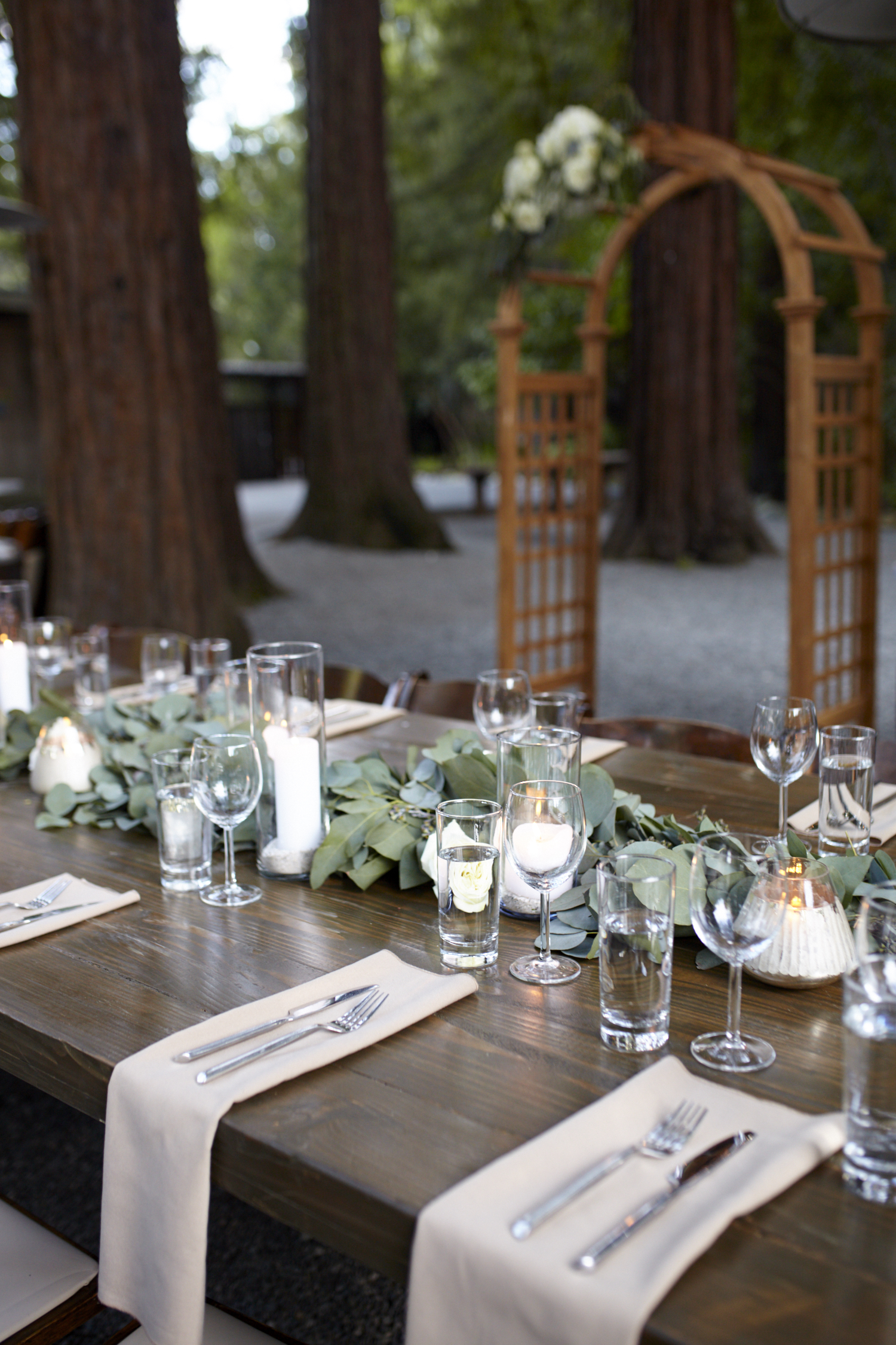 Deer Park Villa - Wedding Planner - Perfectly Planned Moments - Head Table