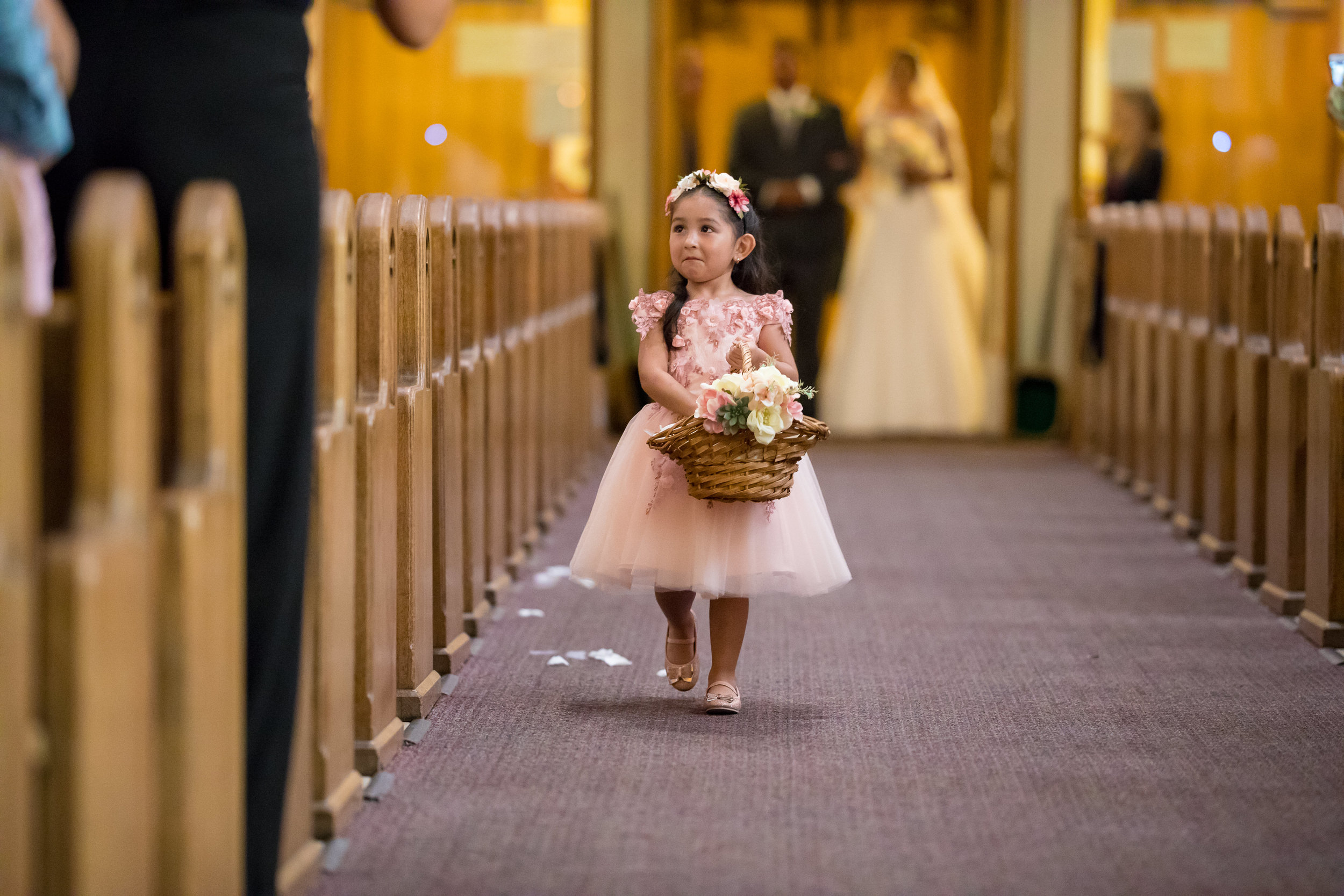 Perfectly Planned Moments Eugene Oregon Wedding Planner Church Flower Girl.jpg