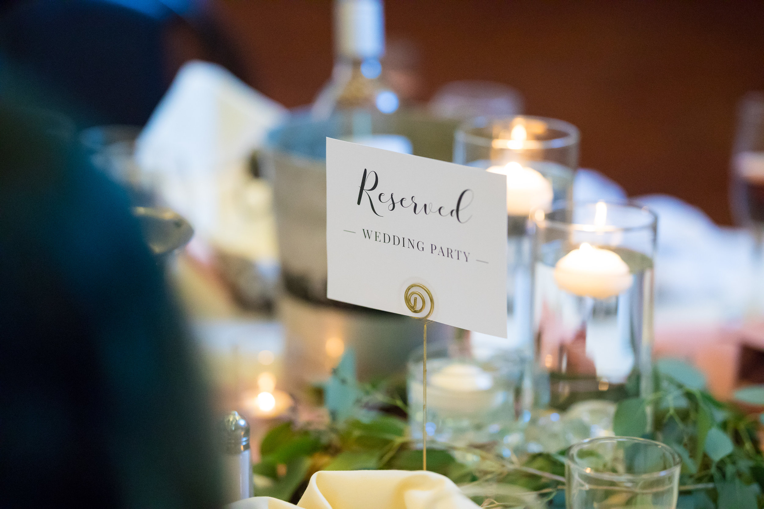 Perfectly Planned Moments Eugene Oregon Wedding Planner Downtown Athletic Club Table Decor.jpg