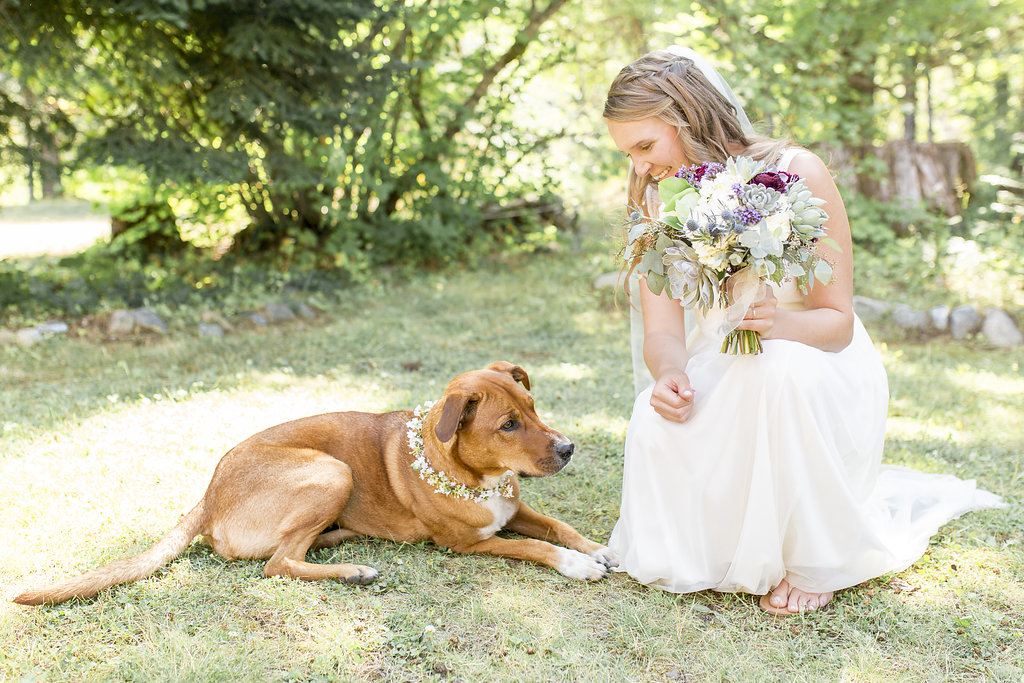 Washington Wedding Planner Coordinator Cabin Creek Lodge Detail Shots Perfectly Planned Moments Whistling Dixie Photography Dog Of Honor.jpg