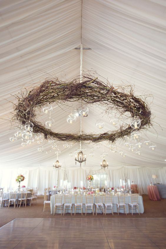 Unique Wedding Art Deco Meets Rustic.jpg