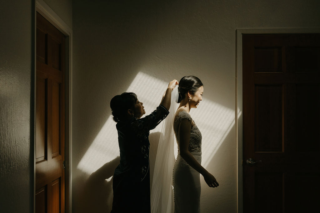Deer Park Villa Wedding Planner Perfectly Planned Moments Nirav Patel Photography Bride Getting Ready.JPG