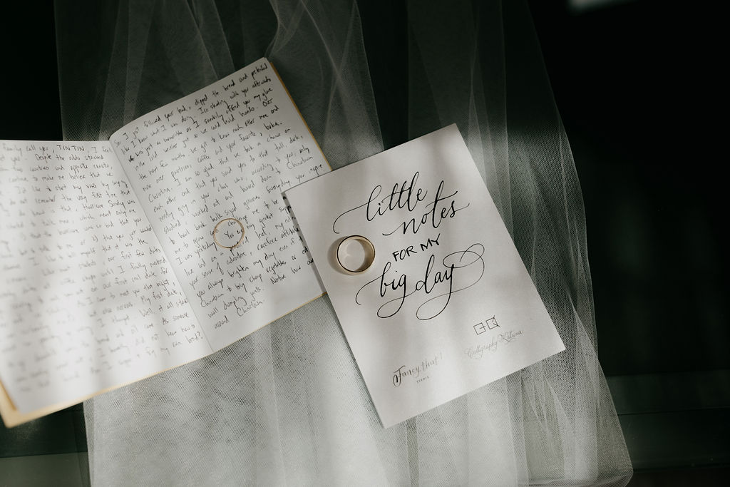 Deer Park Villa Wedding Planner Perfectly Planned Moments Nirav Patel Photography Invitation Suite Black and White.JPG