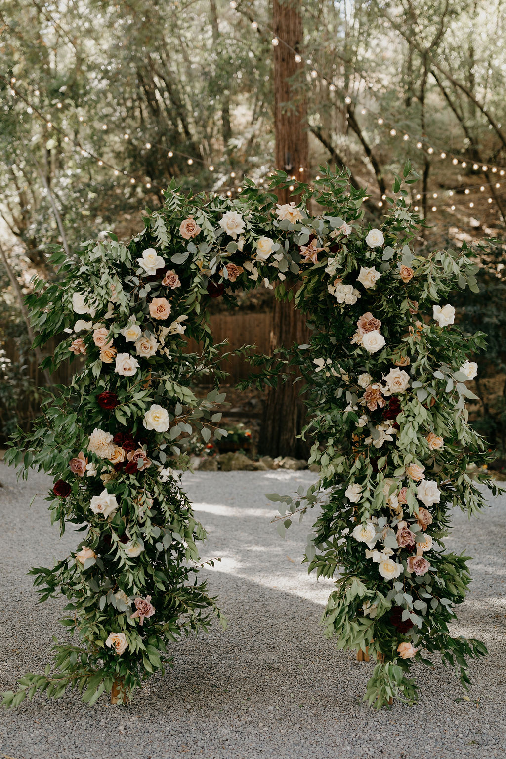 Deer Park Villa Wedding Planner Perfectly Planned Moments Nirav Patel Photography Bellevue Floral Co Ceremony Arch.JPG