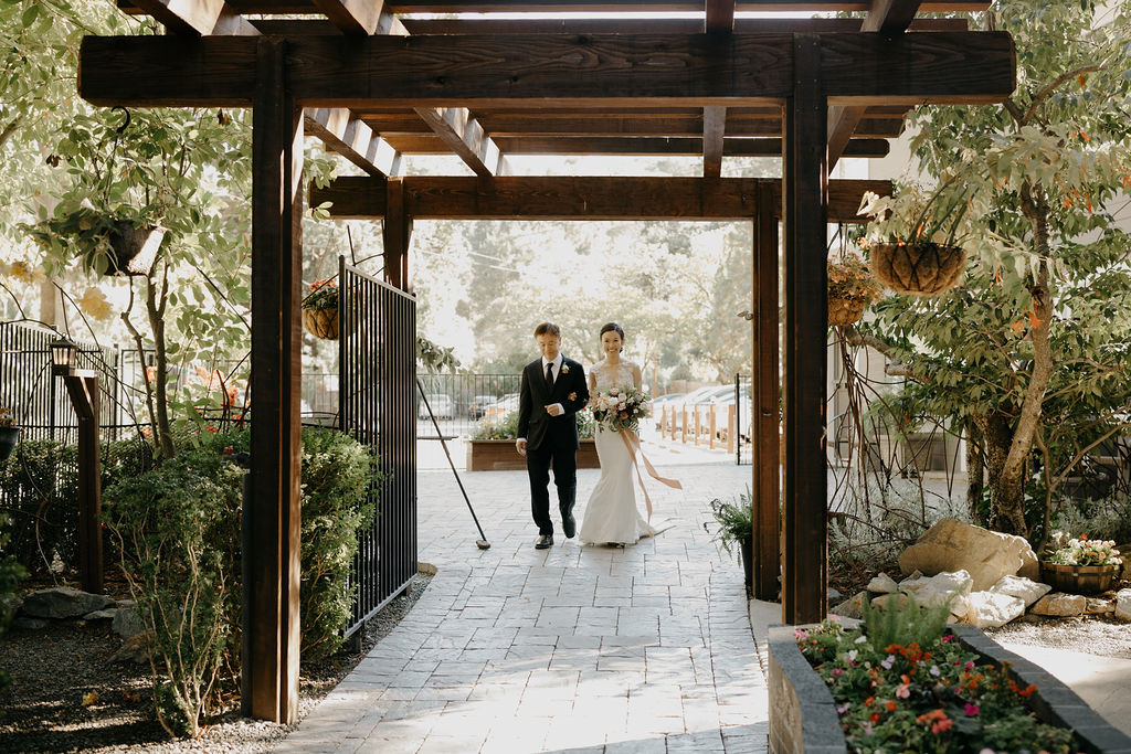 Deer Park Villa Wedding Planner Perfectly Planned Moments Nirav Patel Photography Ceremony Processional.JPG