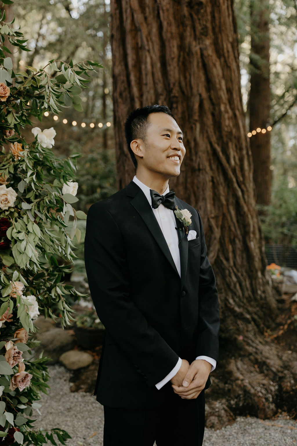 Deer Park Villa Wedding Planner Perfectly Planned Moments Nirav Patel Photography Ceremony Groom.JPG