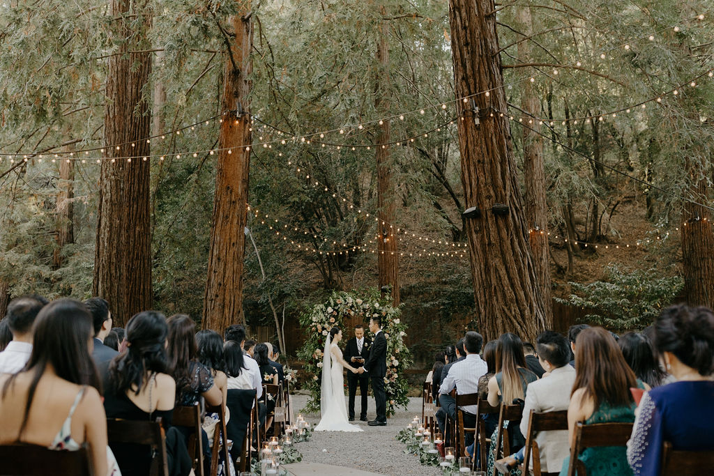 Deer Park Villa Wedding Planner Perfectly Planned Moments Nirav Patel Photography Ceremony Grove.JPG