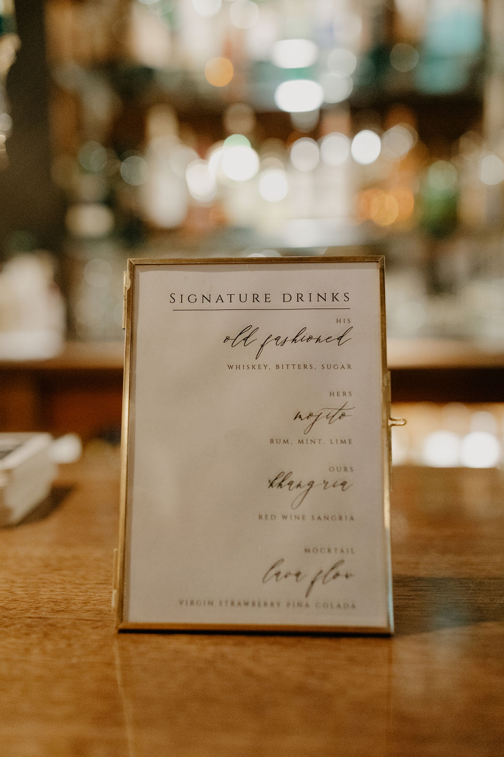 Deer Park Villa Wedding Planner Perfectly Planned Moments Nirav Patel Photography Bar Menu.JPG