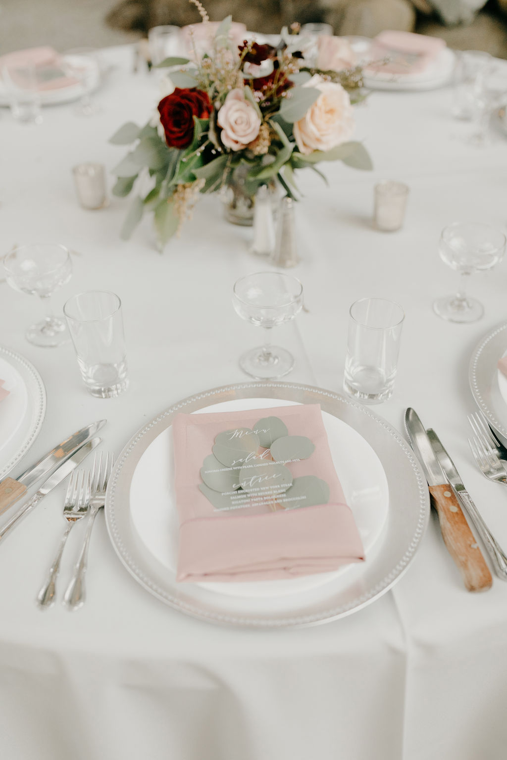 Deer Park Villa Wedding Planner Perfectly Planned Moments Nirav Patel Photography Reception Tables.JPG