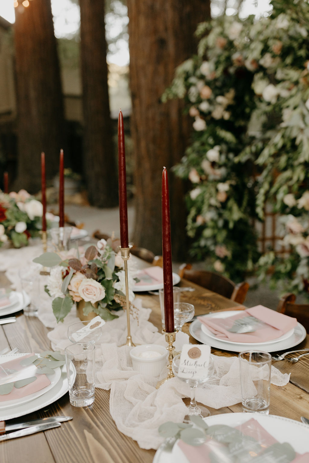 Deer Park Villa Wedding Planner Perfectly Planned Moments Nirav Patel Photography Bellevue Floral Co Farm Table Arrangements.JPG