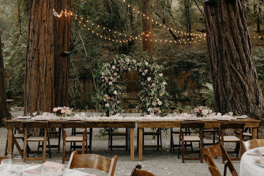 Deer Park Villa Wedding Planner Perfectly Planned Moments Nirav Patel Photography Farm Table Headtable.JPG