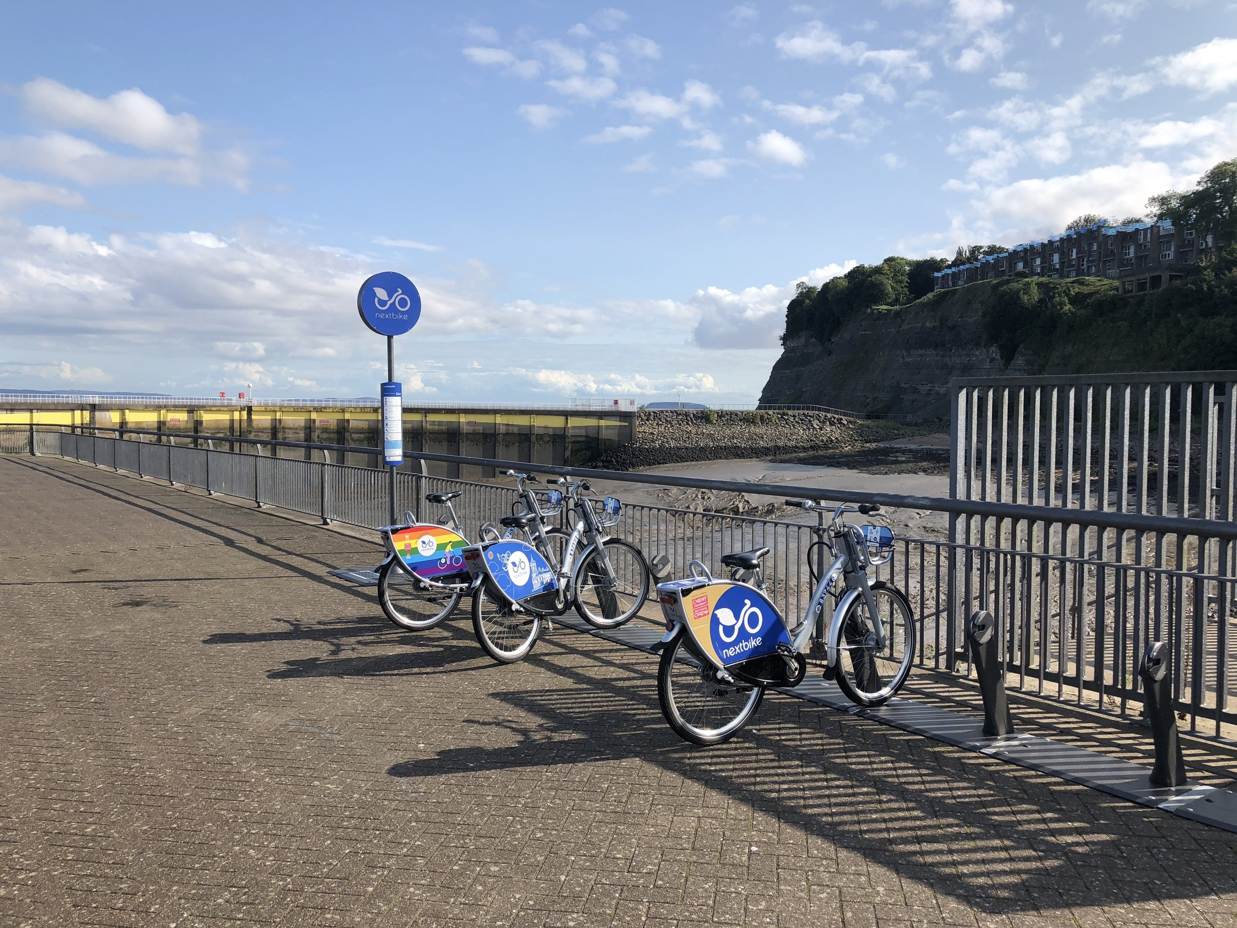 Download report - Cardiff city bike share report 2018