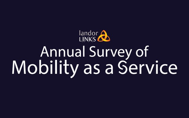 The  Annual Survey of Mobility  as a Service is now in its third year. Whatever your work in transport, either as a planner, providing public transport, bike share, car hire, leasing, payments, operational support, TRANStech please complete the survey to gauge how MaaS – and our hopes and fears for it – are developing.  Last year we had more interest from the automotive sector than public transport – but there are developments coming through now which mean that that might change.  There are moves as large transport operators are beginning to partner with start ups, disrupters and innovators in a way we weren't seeing in when it first launched in 2017. Whilst some flexible on demand bus services have folded, others such as ArrivaClick have expanded from area to area. And the Bus Services Act mandates open data in a way previously not required.  In shared transport there have also been developments. In 2018 the report was set against the backdrop of the rise and fall of dockless shared bicycles – this year other modes and issues are coming to the fore with scooters on trial in London and across Europe. A second generation of bike share is creating different opportunities with new operators and many more electric bike schemes entering the market.  Subscription services and monthly passes have become the latest thing – not – as is traditional - for public transport but for new entrants and disrupters such as ViaVan and Citymapper. Meanwhile Uber is incorporating bike share and public transport information into its offer.  Parking innovation is in progress as metropolitan boroughs trial new digital models which can integrate with ride sharing and reshape the use of the kerb. And as the automotive industry switches to electric vehicle production on a mass scale, charging infrastructure becomes another essential part of the mobility jigsaw.  This vibrant test bed is being enabled by a variety of policy developments – not least the Future Mobility Challenge and the need to 