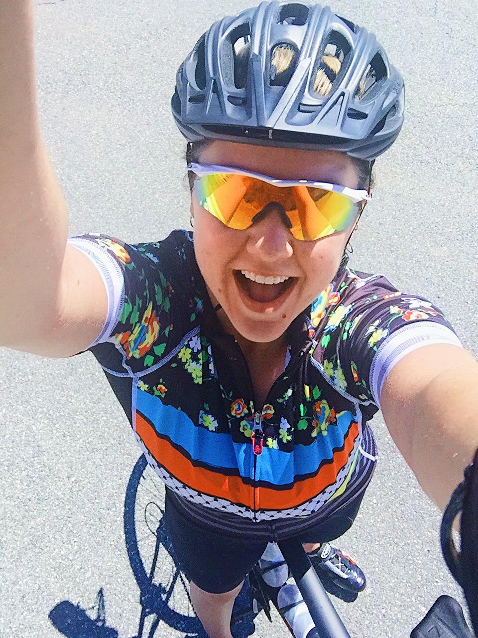 World Champion Cycle Jersey