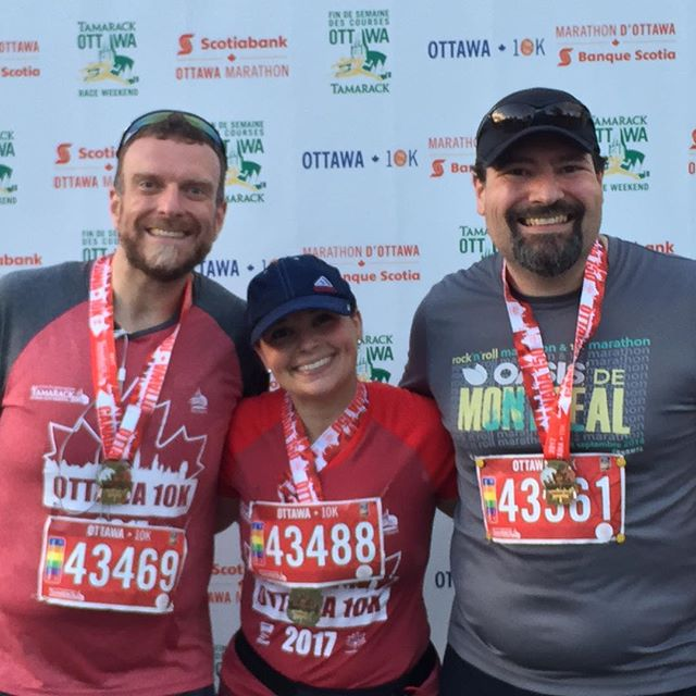 After! #Ottawa 10k