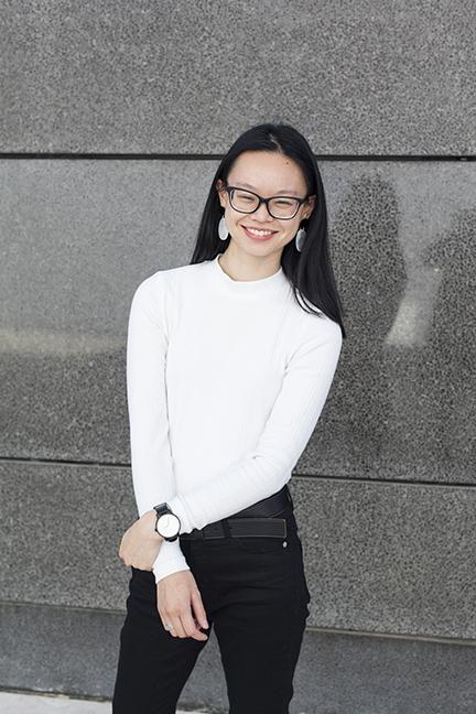 Sarah Wong  -Digital Media & Promotion